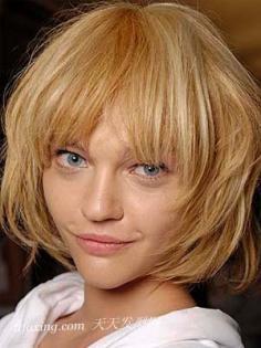 强劲中性风 欧美街头5款最酷最炫短发