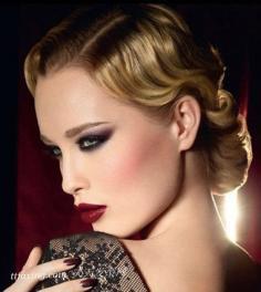 这个深冬最流行的T台心机美妆 创意时尚