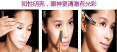 9步唇眼高光全到位 人人学得会的减龄妆