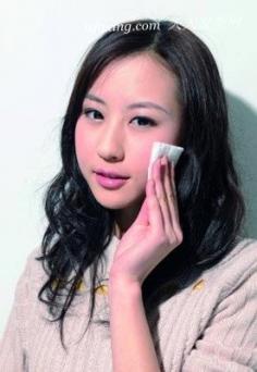 化妆棉让护肤效果翻倍