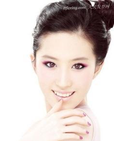 跟明星学护肤 刘亦菲教你如何美容