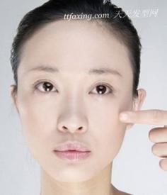 眼部分时保养法杜绝第一道细纹