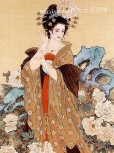 古代美女的美容养生秘笈