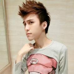 男生个性发型染发图片 专属个性男生的短发发型设计