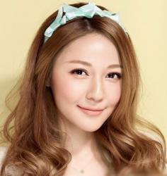 2014最新韩式发型图片大全 气质发型打造都市新女性形象