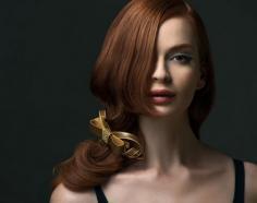 蝴蝶结发饰怎样戴好看 尽显现代女性的高贵与温柔