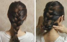 如何扎出好看的发型 各种扎发发型简单的淑女发型扎法