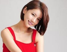 矮个子韩国短发发型图片 轻松变身韩剧女主角