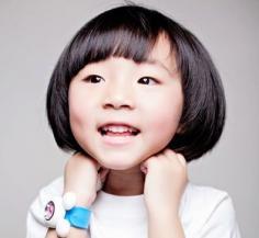 抢镜小女孩发型图片 最新女童发型图片甜美可爱