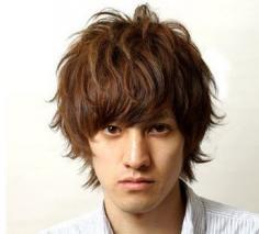 男士短发烫发发型图片 最新时尚发型欣赏