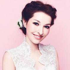 2014年最流行的新娘盘发图片 唯美新娘发型让人如坠梦境