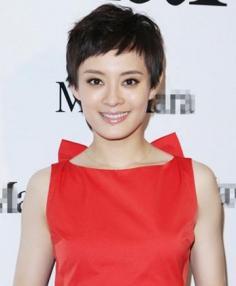 5款时尚瘦脸短发发型图片 告诉你方脸适合的短发发型