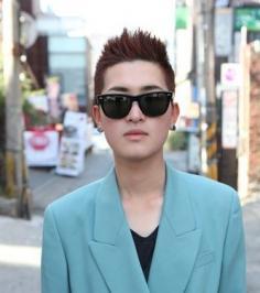 2014最新韩式烫发发型 时尚男生发型图片助你抢尽风头