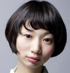 女生蘑菇头短发发型图片 最新蘑菇头发型弥漫浪漫气息