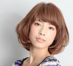 2014最新日系发型图片 五种不同风格的日系短发发型