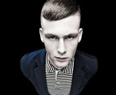 2014男生最新流行的烫发发型 森林系男生发型气度非凡