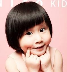 小女孩发型绑扎方法 打造靓宝贝的发型设计图片欣赏