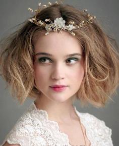 2014流行短发发型图片推荐 让你卖萌还能尽显少女情怀