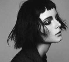 时尚短发发型图片女 五款短发造型全方位吸睛