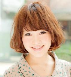 5款方脸适合的短发发型推荐 轻松助你打造女性知性美
