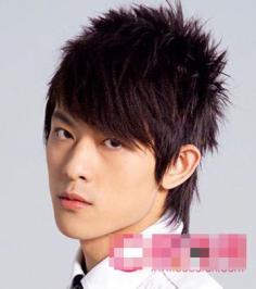 男生短刺猬头发型图片大全 彰显个性为青春涂上浓墨重彩