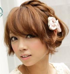 多款简单好看的发型扎法 快速打造可爱甜美女神发型