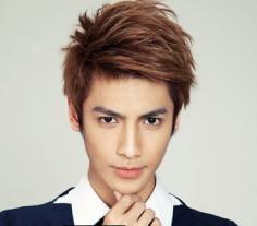 韩国男生短发发型图片 教你学做阳光美少年