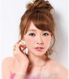 90后女生新式发型图片 萌系少女吸睛手册
