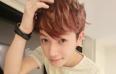 青涩男生短发发型图片 开学时期男学生最爱发型