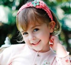 可爱儿童短发发型图片 你家宝贝也能可爱超萌