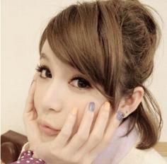 长脸女生适合的发型图片 五款精美发型让脸更小巧