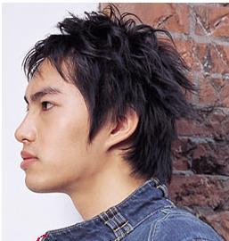 时尚男生短发发型 酷帅男生们的首选发型