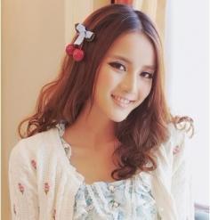 2014新发型女梨花头 展现女性时尚清新甜美风