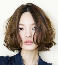 推荐6款大圆脸适合的短发 让你也能拥有迷人小脸型