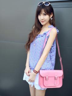 六款韩国长卷发发型 显甜美可爱优雅熟女气质