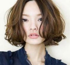 推荐5款时尚个性短发图片 教你小圆脸适合什么发型
