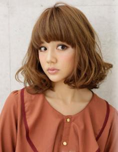 8款荷叶头发型图片 凸显温婉迷人小女人气质