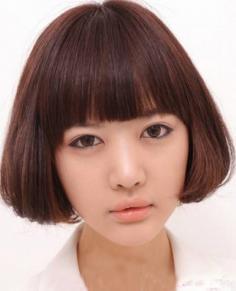 十款蘑菇头短发发型 给你一场邂逅收获一份爱情
