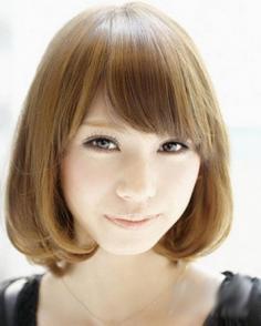 脸大适合什么发型?适合脸大女生的发型 帮你把大脸蛋都藏起来