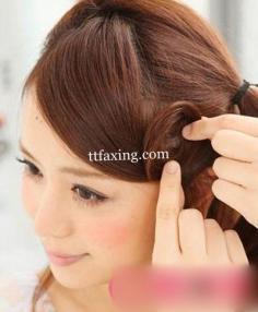 最新道姑头韩式发型扎法推荐 夏日出游发型必选