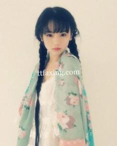 五款韩式麻花辫发型分享 美了谁的花样年华