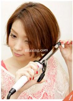 斜刘海编发步骤图解 教你编出好看的发型