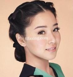 学习长发的简单扎法技巧 打造魅力韩式发型
