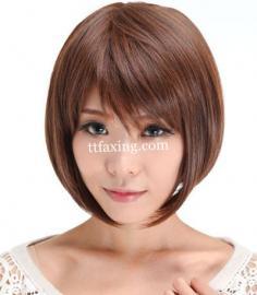 短发波波头适合什么脸型 不同脸型最完美波波头分享