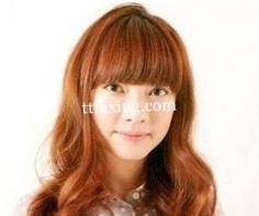 韩式花苞头发型扎法分享 让魅力瞬间飙升