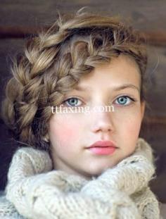 盘点圆脸女生适合发型 甜美俊俏惹人爱