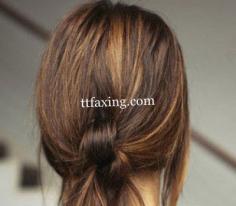 盘点马尾辫的简单扎法 时尚发型简单做