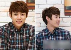 最新韩国男生发型 立变清爽型男