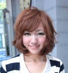 梨花头短发发型图片 2014最新时尚流行发型
