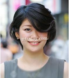 新潮40岁女人短发发型图片 从头开始焕发青春活力
